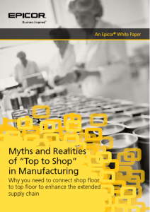 "Myths and Realities 212x300 - Myths and Realities of ""Top to Shop"" in Manufacturing"