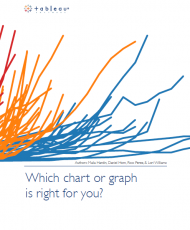 Which Chart or Graph Cover Image 190x230 - Which chart or graph is right for you?