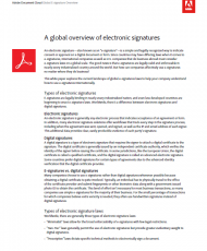 Global overview of Electrionic Signatures 190x230 - A Global Overview of Electronic Signatures
