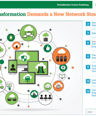 Guide to Building a Network Strategy to Enable Digital Transformation