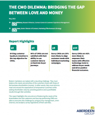 The CMO Dilemma: Bridging the Gap Between Love and Money