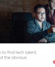 455967 Guide Where to find top tech talent beyond the obvious Cover 190x230 - Where to find top technical talent beyond the obvious