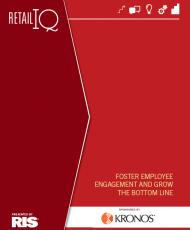 467813 RETAIL Nov Roadmap Foster Employee Engagement Cover 190x230 - Foster Employee Engagement and Grow the Bottom Line