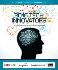 467814 RETAIL RIS News Tech Innovators 2016 Cover 190x230 - 2016 Tech Innovators Report
