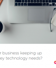 468835 Guide Gartner Is your business keeping up with key technology needs cover 190x230 - Is your business keeping up with key technology needs?