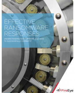 482818 rpt effective ransomware response Cover 260x320 - EFFECTIVE RANSOMWARE RESPONSES
