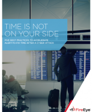 482826 wp time is not on your side Cover 190x230 - Time Is Not On Your Side: 5 Best Practices to Accelerate Alert-to-Fix Time After a Cyber Attack