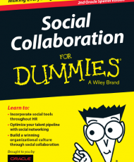 476279 Social Collaboration for Dummies eBook cover 190x230 - Social Collaboration for Dummies