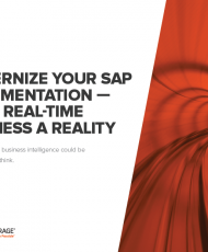 Modernize your SAP Implementation Make Real Time Business a Reality 190x230 - Modernize your SAP Implementation - Make Real-Time Business a Reality