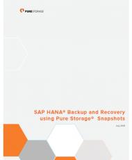 SAP HANA Backup and Recovery using Pure Storage Snapshots 190x230 - SAP HANA Backup and Recovery using Pure Storage Snapshots