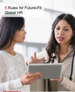 5 Rules for Future-Fit Global HR