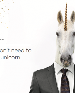 You don't need to hire a unicorn