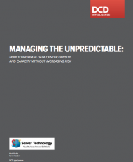 MANAGING THE UNPREDICTABLE