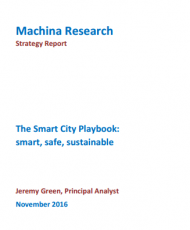 The Smart City Playbook: smart, safe, sustainable