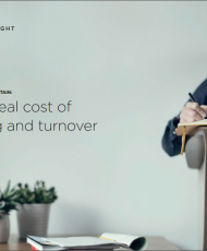 The real cost of hiring and turnover