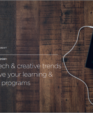 Top tech & creative trends to drive your learning & hiring programs