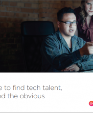 where 190x230 - Where to find tech talent beyond the obvious