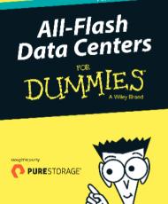 Dummies Book: All-Flash Data Center (eBook)