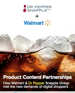 Case Study – Walmart & Dr Pepper Snapple Group