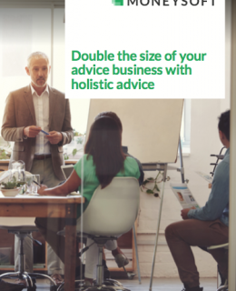 Double the size of your advice business with holistic advice
