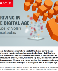 THRIVING IN THE DIGITAL AGE: A guide for Modern Financial Leaders