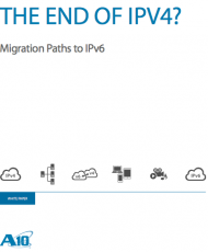 THE END OF IPV4? – Migration Paths to IPv6