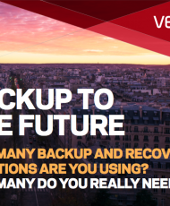 Backup to the Future Infographic