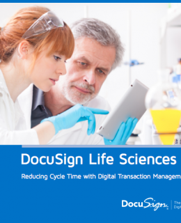 DocuSign Life Sciences eBook