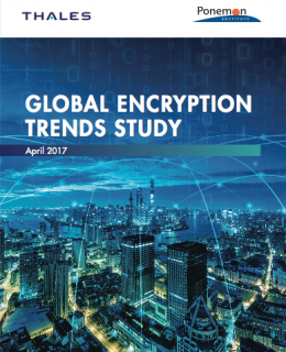 GLOBAL ENCRYPTION TRENDS STUDY