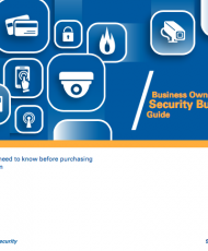 Everything you need to know before purchasing a security system