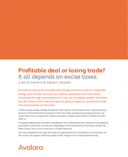 Profitable deal or losing trade?