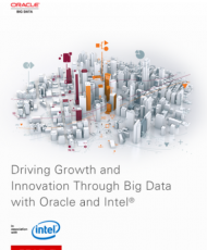 Driving Growth and Innovation Through Big Data