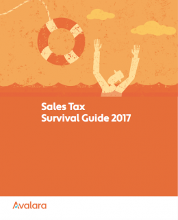 Sales Tax – Survival Guide 2017