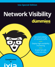 Network Visibility For Dummies®
