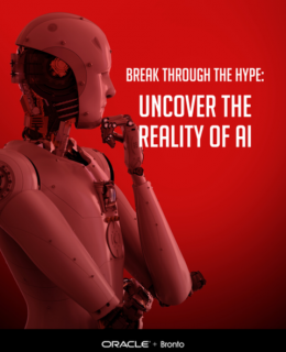 Uncover the Reality of AI