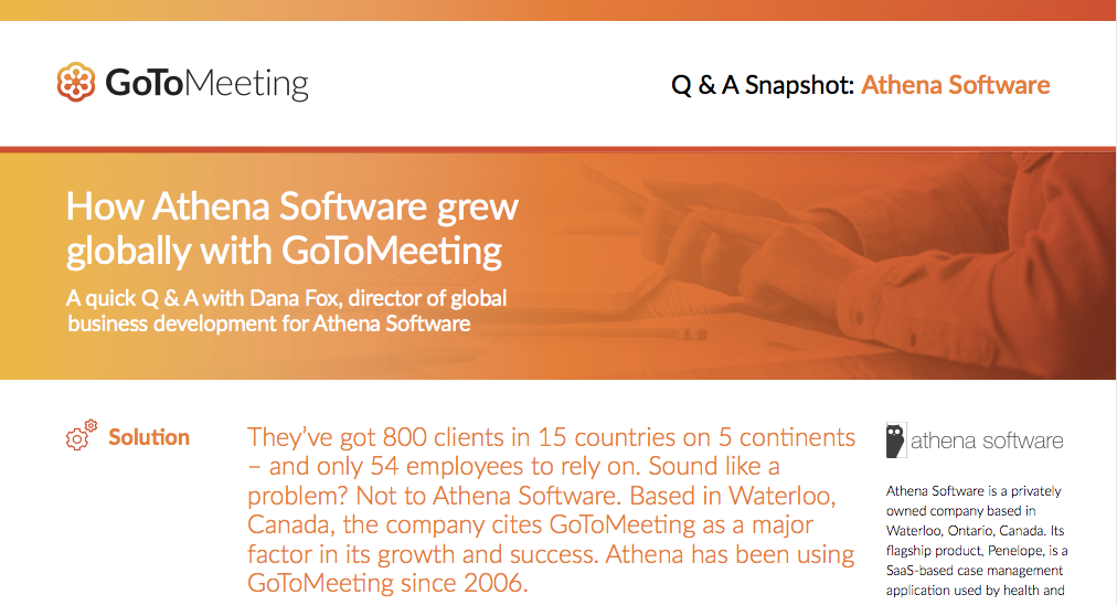 Screen Shot 2017 09 11 at 8.36.18 PM - How Athena Software grew globally with GoToMeeting