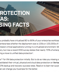 VM Data Protection and Veritas: 10 Surprising Facts