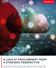 Streamlined procurement for faster growth