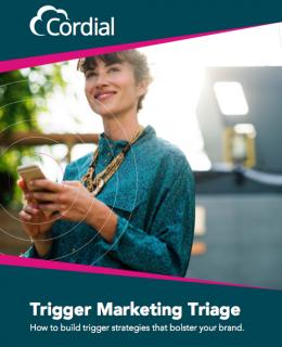 Trigger Marketing Triage