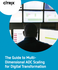 eBook: The Guide to Multi-Dimensional ADC Scaling for Digital Transformation