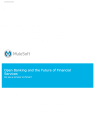 Open Banking and the Furture of Financial Services cover 190x230 - Open Banking (PSD2) and the Future of Financial Services