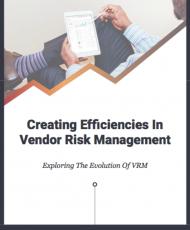 Screen Shot 2018 01 26 at 11.41.57 PM 190x230 - Creating Efficiencies In Vendor Risk Management Ebook