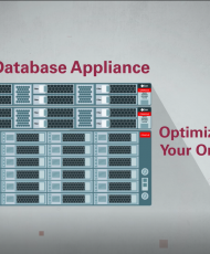 ODA ANIMATED VIDEO cover 190x230 - Oracle Database Appliance: Optimized to Run your Oracle Database and Applications