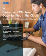 Screen Shot 2018 02 19 at 11.54.06 AM 190x230 - Gartner Newsletter, Reshaping ECM: New Opportunities in the Cloud