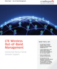 lte 190x230 - LTE Wireless Out-of-Band Management