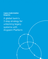 1 190x230 - A Global Bank's 3 Step Strategy for Unlocking Legacy Systems