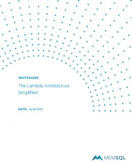 1 8 260x320 - The Lambda Architecture Simplified