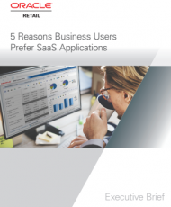 5 Reasons Business Users Prefer SaaS Applications