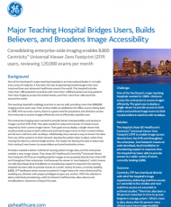 2 2 190x230 - Major Teaching Hospital Bridges Users, Builds Believers, and Broadens Images Accessibility