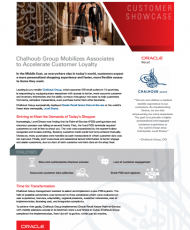 Chalhoub Group Mobilizes Associates to Accelerate Customer Loyalty